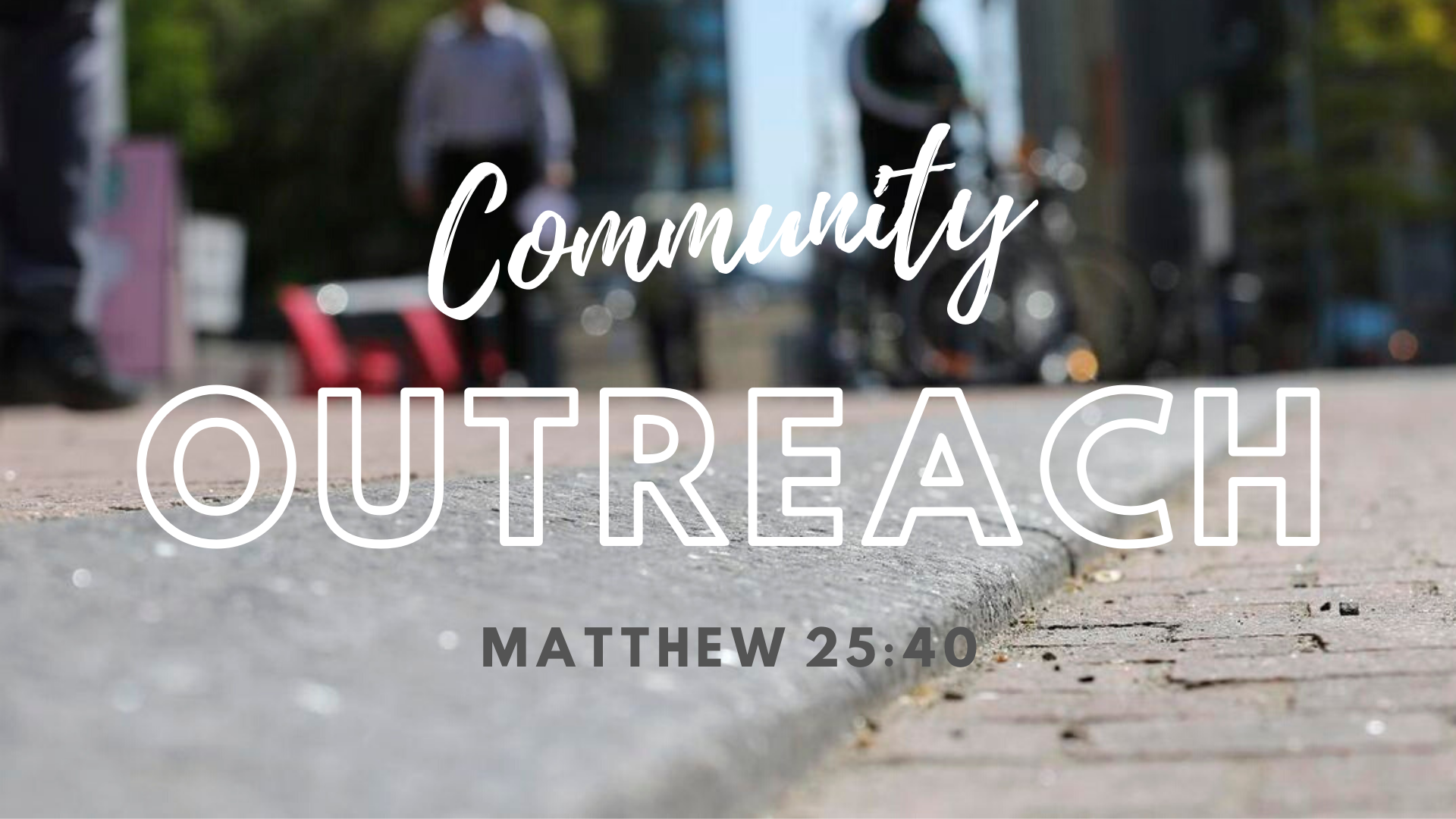 3.Community Outreach Interest