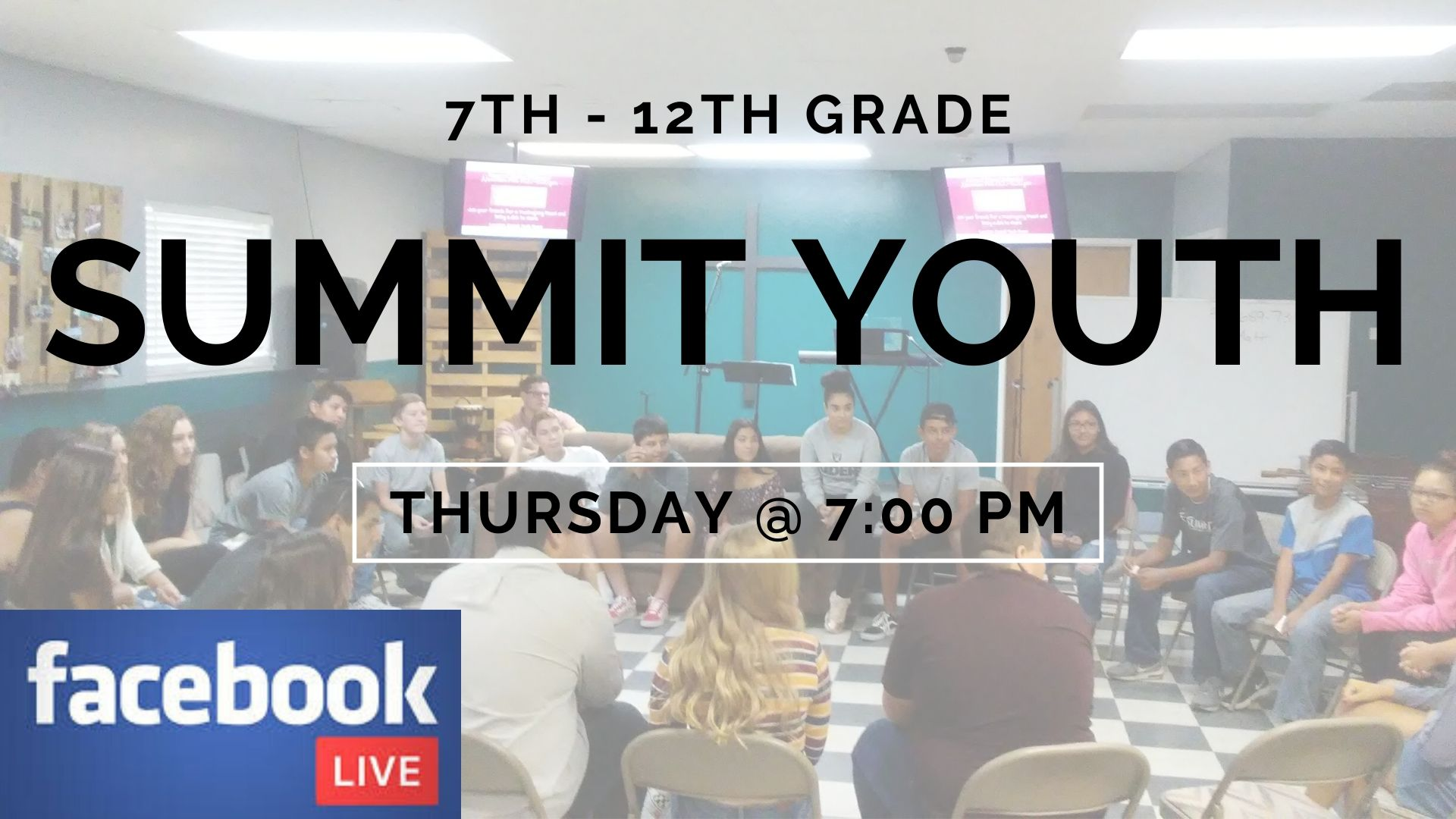 Live online Summit Youth
