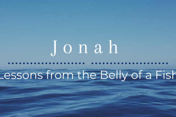 Jonah_ lessons from the belly of a fish